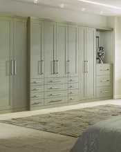 Henley style Bedrooms
