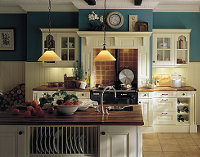 Buttermilk Ivory Kitchen