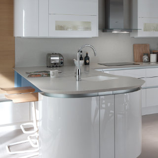 Glossy style Kitchens